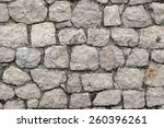 background   stacked stone wall.