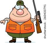 a cartoon illustration of a...   Shutterstock .eps vector #260433791