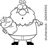 a cartoon illustration of a... | Shutterstock .eps vector #260434541