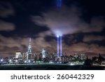 new york  united states  ... | Shutterstock . vector #260442329