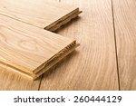 Wood Parquet Pieces   Board Fo...