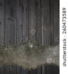 wooden texture with space for... | Shutterstock . vector #260473589