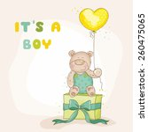 Baby Shower Or Arrival Card....