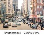johannesburg  south africa  ... | Shutterstock . vector #260493491