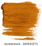 abstract stain watercolors ... | Shutterstock .eps vector #260533271