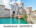 Scaliger Castle  13th Century ...
