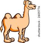 camel | Shutterstock .eps vector #2605776