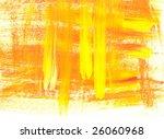 brush stroke  dash of the brush | Shutterstock . vector #26060968