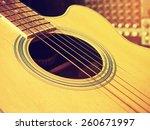 Music Concept   Classic Guitar...