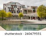 edinburgh  scotland   may 15 ... | Shutterstock . vector #260679551