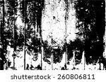 texture for grungy effect .... | Shutterstock .eps vector #260806811