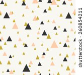 abstract seamless pattern with... | Shutterstock .eps vector #260854211