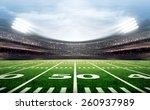 stadium | Shutterstock . vector #260937989