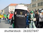 Munich   March 15  Irish Beer...