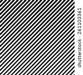 diagonal lines pattern | Shutterstock . vector #261103361