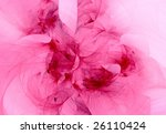 abstraction fractal background... | Shutterstock . vector #26110424