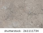 grunge cement | Shutterstock . vector #261111734