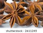 bunch of anise | Shutterstock . vector #2611245