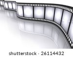 filmstrip. concept of industry... | Shutterstock . vector #26114432