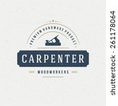 Carpenter Design Element In...