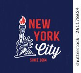 New York City 1664 T Shirt...