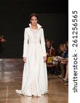 las palmas  spain march 13 ...   Shutterstock . vector #261256565