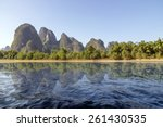 China Guilin Lijiang River...