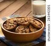 Chocolate Chip Cookies In...
