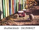 Deserted Rusty Children's...