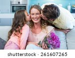 Daughter Surprising Mother Wit...