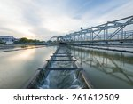 the solid contact clarifier... | Shutterstock . vector #261612509