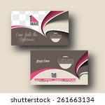 cupcake business card vector...
