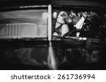 Wedding Couple Autumn