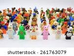 Hong Kong March 1  Lego Mini...