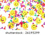 cheerful background | Shutterstock . vector #26195299