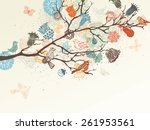 Vector Nature Background....