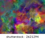 colorful_alien_background_with_a... | Shutterstock . vector #2621294