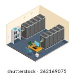 a vector illustration of a...   Shutterstock .eps vector #262169075