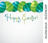 Bright Egg Happy Easter Card I...