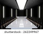 3d illustration of fashion... | Shutterstock . vector #262249967