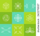 ecology icons set  elements for ...