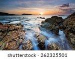 Sunset From Kalim's Rocks