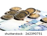 south african currency 6 | Shutterstock . vector #262390751