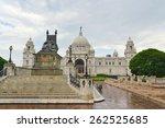 Victoria Memorial Built As A...