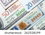 Money Background   Euro And...