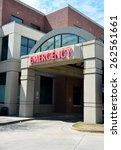 Hospital Emergency Room...