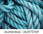 Nautical Background. Closeup O...