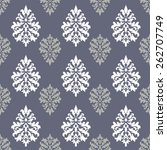 wallpaper in the style of... | Shutterstock .eps vector #262707749