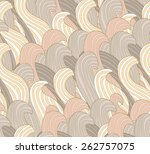 abstract waves background | Shutterstock .eps vector #262757075