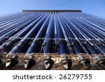 Evacuated Tube Solar Collector...